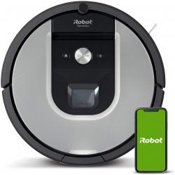 iRobot Roomba 971 Staubsaugroboter mit App und systematischer Reinigung