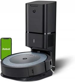 iRobot Roomba i3 Plus Staubsaugroboter mit App und Absaugstation