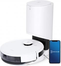 Ecovacs Deebot N8+ Saug-Wischroboter mit App u. Navigation