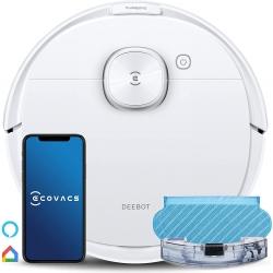 Ecovacs Deebot N8 Saug-Wischroboter mit App u. systematischer Reinigung