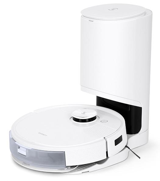 Ecovacs Deebot OZMO T9 Plus Saug-Wischroboter mit Navigation & Absaugstation