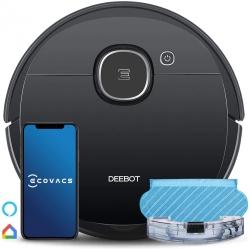 Ecovacs Deebot OZMO 920 Saugroboter mit Wischen, App und Intelligenz