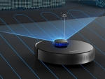 Bild 4: Dreame Bot Z10 Pro Saug-Wischroboter mit Absaugstation, Navigation u. App