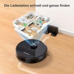 Bild 3: Tesvor S4 Staubsaugroboter mit App und Lasernavigation